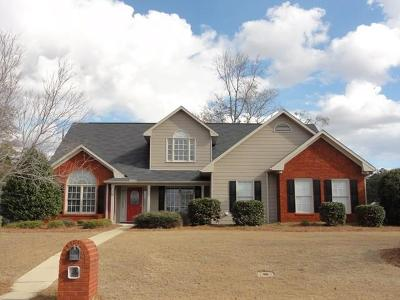 Phenix City Single Family Home For Sale: 2700 Creekstone Court