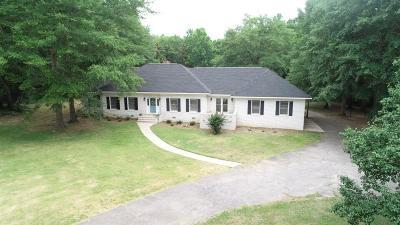 Pine Mountain Single Family Home For Sale: 201 Ga Hwy 018