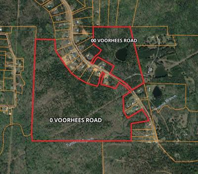 Harris County Residential Lots & Land For Sale: Voorhees Road