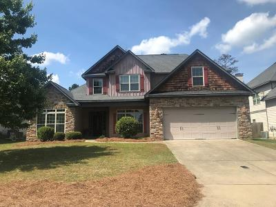 Columbus Single Family Home For Sale: 5781 Billings Crossing Way