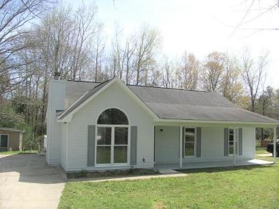 Phenix City AL Single Family Home For Sale: $132,900