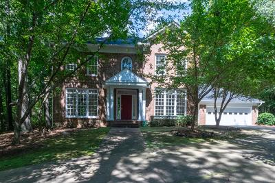 Columbus Single Family Home For Sale: 8751-2 River Road