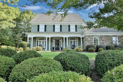 Columbus Single Family Home For Sale: 4880 Turnberry Lane
