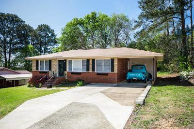 Phenix City Single Family Home For Sale: 507 27th Street
