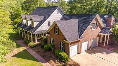 Columbus Single Family Home For Sale: 12350 County Line Road