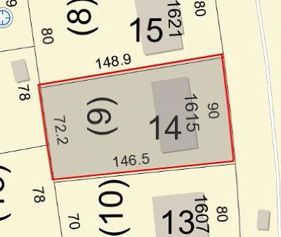 Columbus Residential Lots & Land For Sale: 1615 Melody Drive