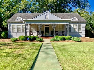 Columbus Single Family Home For Sale: 1809 Carter Avenue