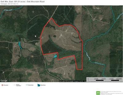 Harris County Residential Lots & Land For Sale: Oak Mountain Road