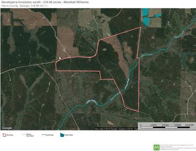 Harris County Residential Lots & Land For Sale: Marshall Williams Road