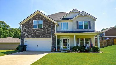 Hamilton Single Family Home For Sale: 293 Foggy Cedar Drive
