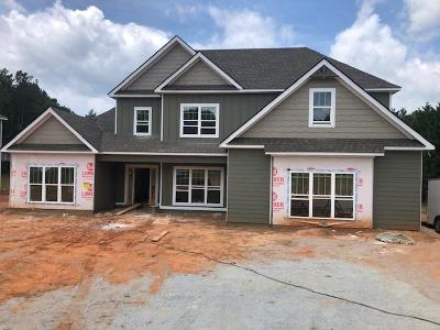 Hamilton Single Family Home For Sale: Lot 200 Big Sky Drive