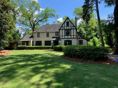 Columbus Single Family Home For Sale: 1601 Summit Drive
