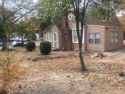 Columbus Rental For Rent: 2212 SW Andrews Circle