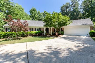 Columbus Single Family Home For Sale: 401 Double Churches Road