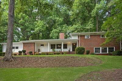 Columbus Single Family Home For Sale: 313 Sunset Road
