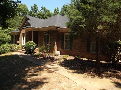 Harris County Single Family Home For Sale: 161 Caldwell Court