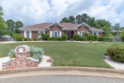 Columbus Single Family Home For Sale: 8422 Midland Springs Court