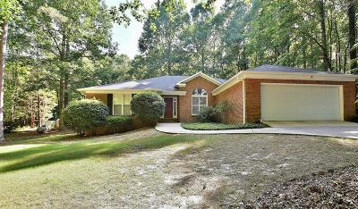 Fortson Single Family Home For Sale: 880 Shearwater Drive