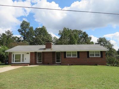 Phenix City Single Family Home For Sale: 3300 7th Avenue