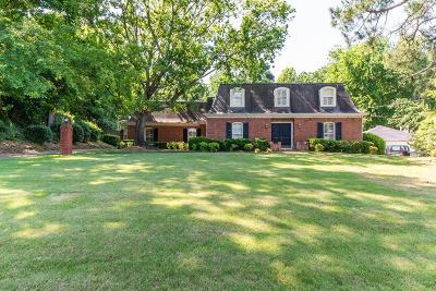 Columbus Single Family Home For Sale: 3436 Tomahawk Drive