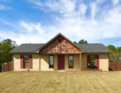 Phenix City Single Family Home For Sale: 558 Lee Road 0412
