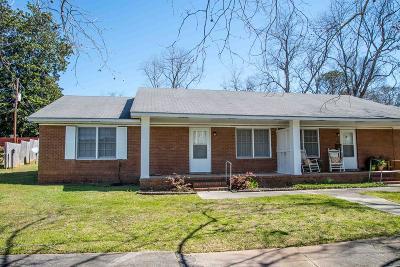 Harris County Rental For Rent: 115 McDougald Avenue #3