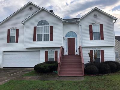 Phenix City Single Family Home For Sale: 2901 Dotti Drive