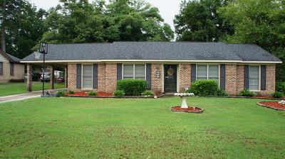 Columbus Single Family Home For Sale: 3958 Woodford Drive