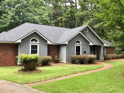 Columbus Single Family Home For Sale: 8919 Moore Road