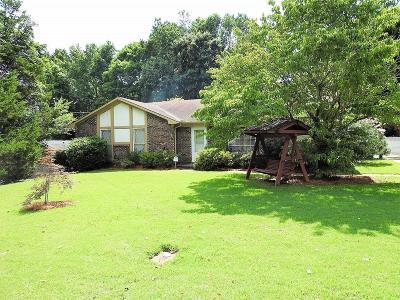Columbus Single Family Home For Sale: 7309 Kirkwood Drive