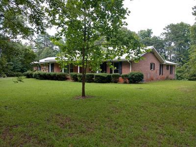 Pine Mountain Single Family Home For Sale: 6535 N Hamilton Road