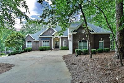 Phenix City Single Family Home For Sale: 404 Grey Moss Cove