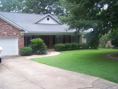Harris County Single Family Home For Sale: 212 Willow Beach Road