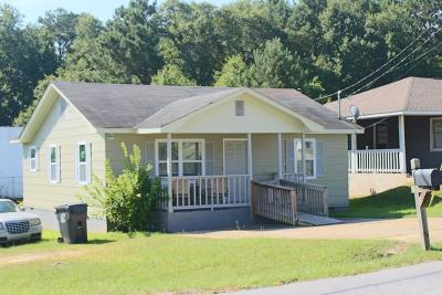 Phenix City Single Family Home For Sale: 1242 Ingersoll Drive