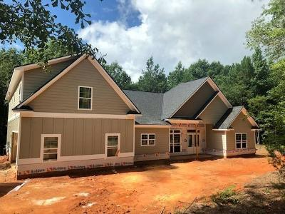 Pine Mountain Single Family Home For Sale: Lot 1 Hopewell Church Road
