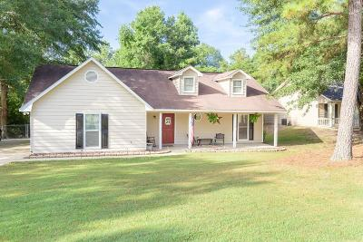 Smiths Station Single Family Home For Sale: 173 Lee Road 0959