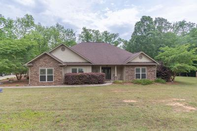 Smiths Station Single Family Home For Sale: 93 Lee Road 2211