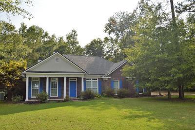 Ellerslie Single Family Home For Sale: 122 Walking Stick Drive