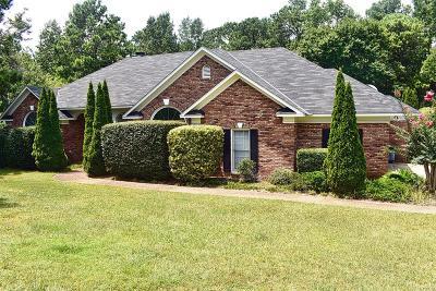 Cataula Single Family Home For Sale: 2 Little Bear Drive