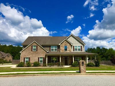 Fortson Single Family Home For Sale: 4590 Ivy Wood Drive