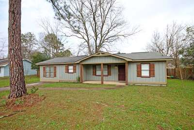 Perry Single Family Home For Sale: 510 Ochlahatchee