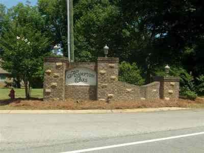 Byron Residential Lots & Land For Sale: Lot 2 Hampton Oaks Way