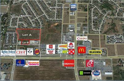 Warner Robins Residential Lots & Land For Sale: 120 Latham