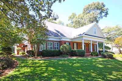 Warner Robins Single Family Home For Sale: 107 Mill Pond Plantation