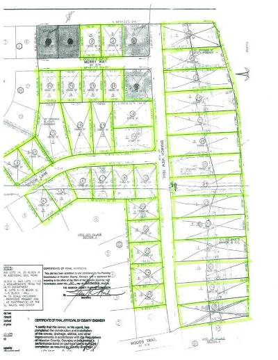 Perry Residential Lots & Land For Sale: 121 Branch View Trail