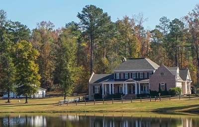Macon Single Family Home For Sale: 9185 Estes Rd