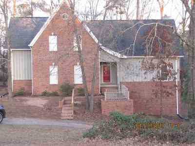 Perry Single Family Home For Sale: 136 Arena