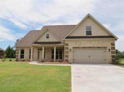 Macon Single Family Home For Sale: 344 Thoroughbred Lane