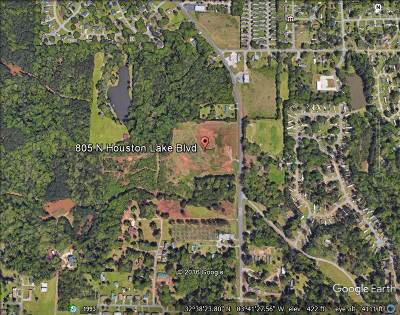 Centerville Residential Lots & Land For Sale: 805 Houston Lake Boulevard