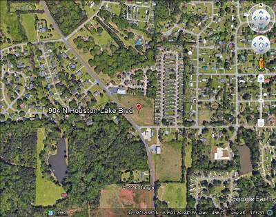 Centerville Residential Lots & Land For Sale: 904 Houston Lake Boulevard